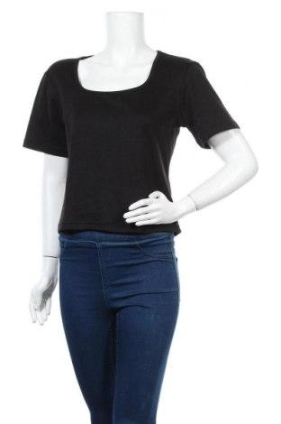 Γυναικεία μπλούζα Missguided, Μέγεθος XL, Χρώμα Μαύρο, Τιμή 4,12€