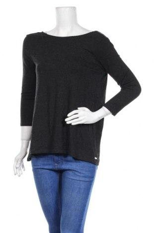 Γυναικεία μπλούζα Mohito, Μέγεθος S, Χρώμα Μαύρο, 80% βισκόζη, 15% πολυεστέρας, 5% ελαστάνη, Τιμή 10,83€