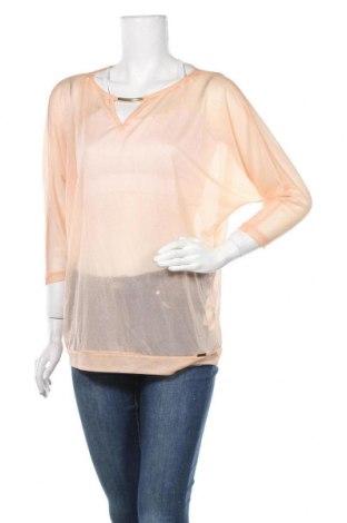 Γυναικεία μπλούζα Mohito, Μέγεθος XL, Χρώμα Πορτοκαλί, Πολυεστέρας, Τιμή 8,77€
