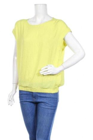Дамска блуза Mohito, Размер XS, Цвят Зелен, Полиестер, Цена 8,50лв.
