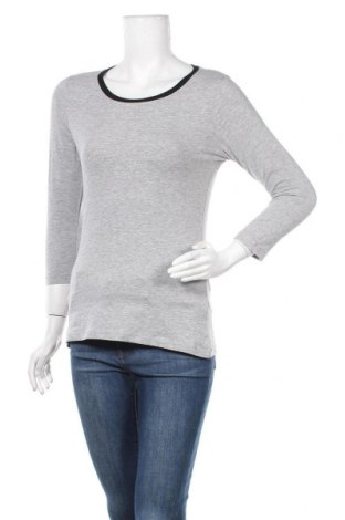 Γυναικεία μπλούζα Mohito, Μέγεθος M, Χρώμα Γκρί, 85% βαμβάκι, 10% βισκόζη, 5% ελαστάνη, Τιμή 10,39€