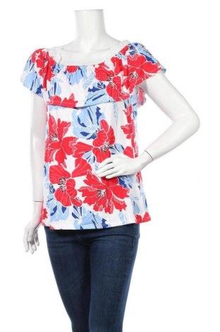 Дамска блуза Ricki's, Размер L, Цвят Многоцветен, 95% вискоза, 5% еластан, Цена 12,60лв.