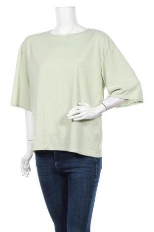 Γυναικεία μπλούζα Simple Wish, Μέγεθος L, Χρώμα Πράσινο, Τιμή 6,60€