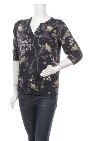 Γυναικεία μπλούζα Soya Concept, Μέγεθος S, Χρώμα Μπλέ, 50% βαμβάκι, 50% μοντάλ, Τιμή 7,73€