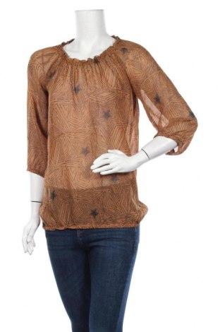 Γυναικεία μπλούζα Soya Concept, Μέγεθος S, Χρώμα Καφέ, Πολυεστέρας, Τιμή 4,32€