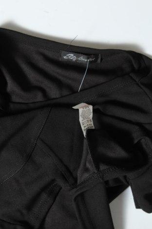 Дамска блуза Stylewise, Размер S, Цвят Черен, 95% полиестер, 5% еластан, Цена 12,80лв.