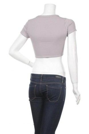 Дамска блуза Stylewise, Размер S, Цвят Сив, Цена 14,40лв.
