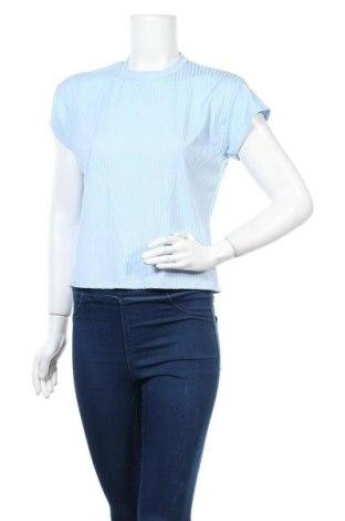 Γυναικεία μπλούζα Stylewise, Μέγεθος S, Χρώμα Μπλέ, 95% πολυεστέρας, 5% ελαστάνη, Τιμή 6,60€