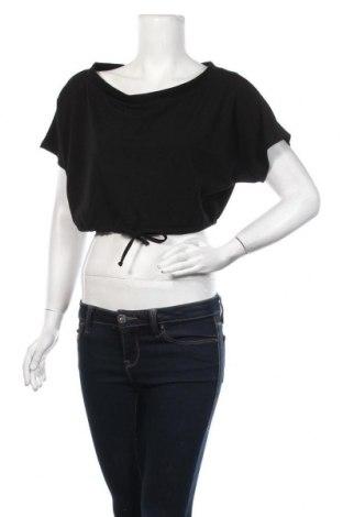 Γυναικεία μπλούζα Stylewise, Μέγεθος S, Χρώμα Μαύρο, 95% πολυεστέρας, 5% ελαστάνη, Τιμή 6,60€