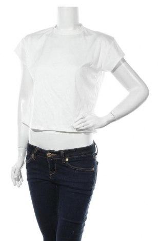 Дамска блуза Stylewise, Размер S, Цвят Бял, 95% полиестер, 5% еластан, Цена 11,20лв.