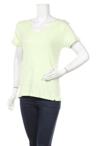 Γυναικεία μπλούζα Tippy, Μέγεθος L, Χρώμα Πράσινο, Βαμβάκι, Τιμή 3,04€
