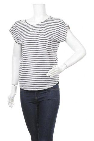 Дамска блуза Vero Moda, Размер S, Цвят Бял, 88% полиестер, 12% лен, Цена 24,36лв.