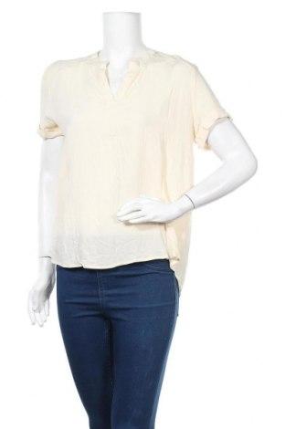 Bluză de femei Vila, Mărime M, Culoare Bej, Viscoză, Preț 24,87 Lei