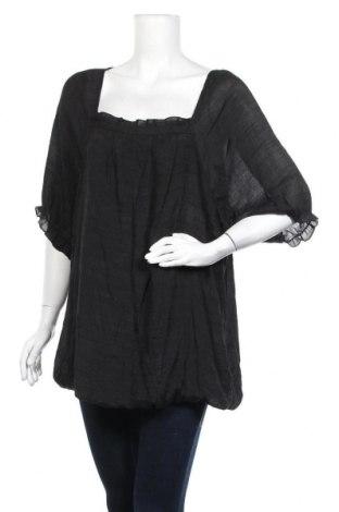 Γυναικεία μπλούζα Zay, Μέγεθος XL, Χρώμα Μαύρο, 60% βαμβάκι, 40% πολυεστέρας, Τιμή 12,73€