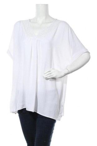 Дамска блуза Zhenzi, Размер XXL, Цвят Бял, Цена 10,92лв.
