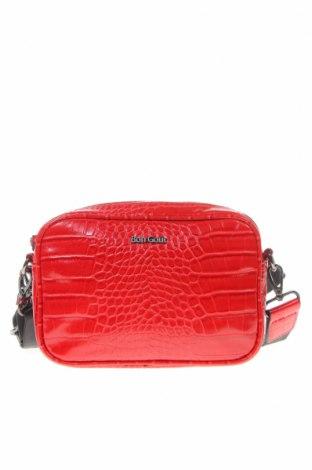 Дамска чанта, Цвят Червен, Еко кожа, Цена 21,42лв.