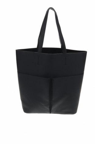 Дамска чанта, Цвят Черен, Еко кожа, Цена 37,96лв.