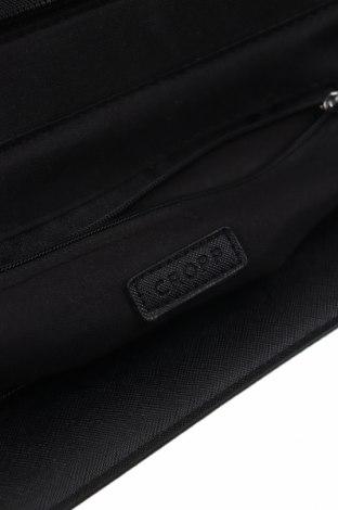 Дамска чанта Cropp, Цвят Черен, Еко кожа, Цена 24,96лв.