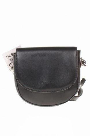 Дамска чанта Cropp, Цвят Черен, Еко кожа, Цена 18,72лв.