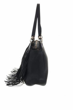 Дамска чанта Cropp, Цвят Черен, Еко кожа, Цена 27,90лв.