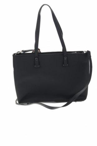 Дамска чанта Cropp, Цвят Черен, Еко кожа, Цена 37,95лв.