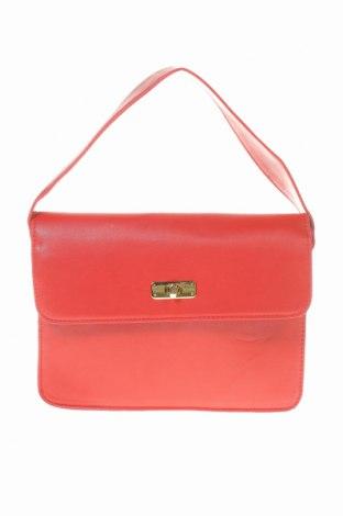 Дамска чанта House, Цвят Червен, Еко кожа, Цена 17,60лв.