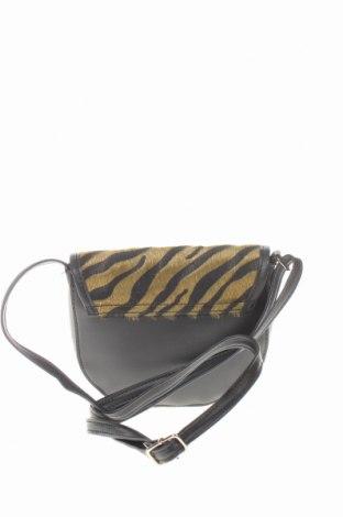 Дамска чанта House, Цвят Зелен, Еко кожа, текстил, Цена 18,06лв.