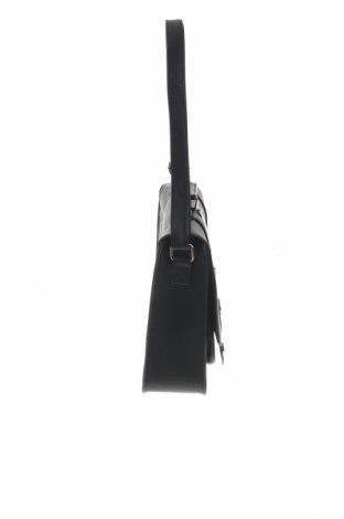 Дамска чанта House, Цвят Черен, Еко кожа, Цена 36,75лв.