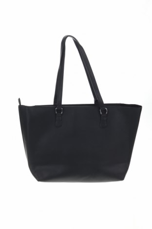 Дамска чанта House, Цвят Черен, Еко кожа, Цена 31,05лв.