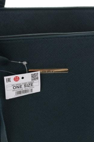 Дамска чанта House, Цвят Зелен, Еко кожа, Цена 34,22лв.