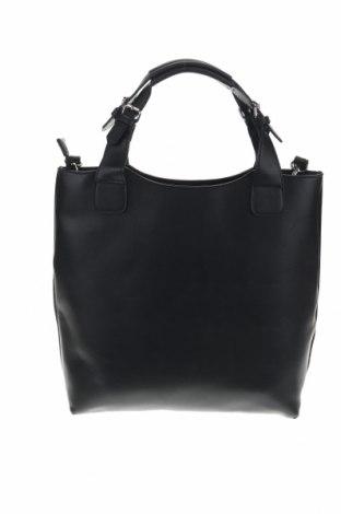 Γυναικεία τσάντα House, Χρώμα Μαύρο, Δερματίνη, Τιμή 16,15€