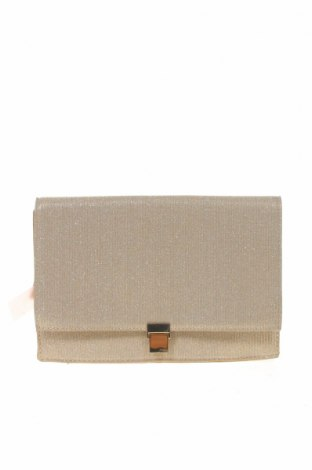 Γυναικεία τσάντα Mohito, Χρώμα Χρυσαφί, Κλωστοϋφαντουργικά προϊόντα, Τιμή 14,65€