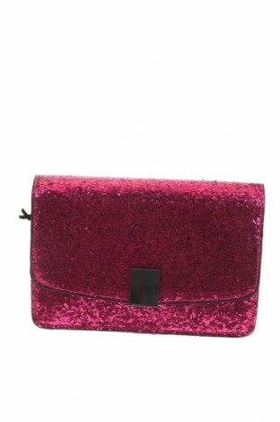 Γυναικεία τσάντα Mohito, Χρώμα Ρόζ , Κλωστοϋφαντουργικά προϊόντα, Τιμή 12,63€