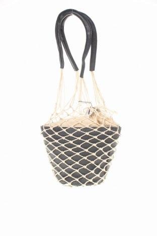 Γυναικεία τσάντα Mohito, Χρώμα Μαύρο, Δερματίνη, κλωστοϋφαντουργικά προϊόντα, Τιμή 12,12€