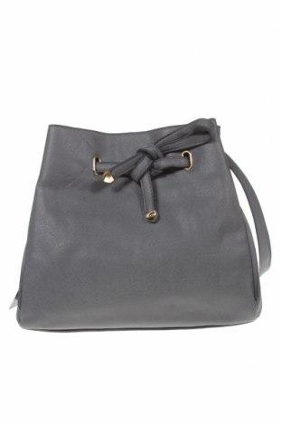 Γυναικεία τσάντα Mohito, Χρώμα Γκρί, Δερματίνη, Τιμή 17,64€