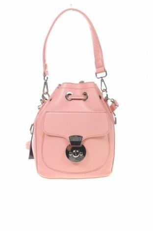 Дамска чанта Mohito, Цвят Розов, Еко кожа, Цена 29,25лв.