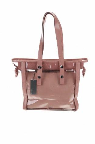 Γυναικεία τσάντα Parfois, Χρώμα Ρόζ , Πολυουρεθάνης, δερματίνη, Τιμή 15,21€