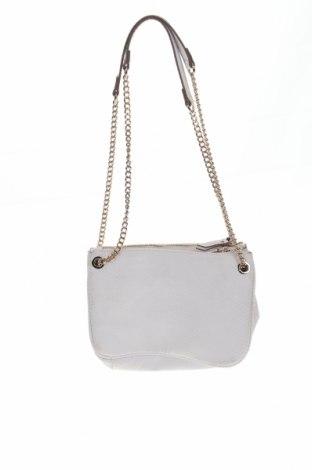 Дамска чанта Parfois, Цвят Бял, Еко кожа, Цена 24,00лв.