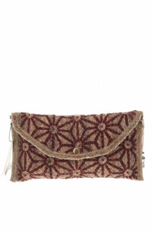 Γυναικεία τσάντα Parfois, Χρώμα  Μπέζ, Κλωστοϋφαντουργικά προϊόντα, Τιμή 12,12€