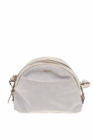 Γυναικεία τσάντα Parfois, Χρώμα Λευκό, Δερματίνη, Τιμή 11,66€