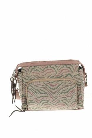 Дамска чанта Parfois, Цвят Многоцветен, Текстил, еко кожа, Цена 44,25лв.