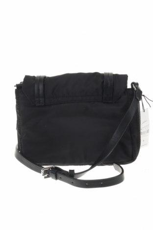 Дамска чанта Parfois, Цвят Черен, Текстил, Цена 18,72лв.