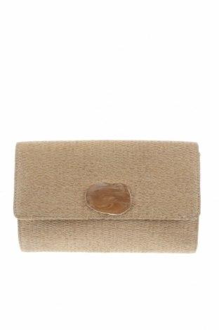 Γυναικεία τσάντα Parfois, Χρώμα  Μπέζ, Άλλα υφάσματα, Τιμή 10,05€