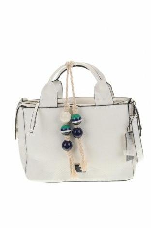 Γυναικεία τσάντα Parfois, Χρώμα Λευκό, Δερματίνη, Τιμή 18,54€