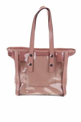 Γυναικεία τσάντα Parfois, Χρώμα Ρόζ , Πολυουρεθάνης, δερματίνη, Τιμή 12,63€