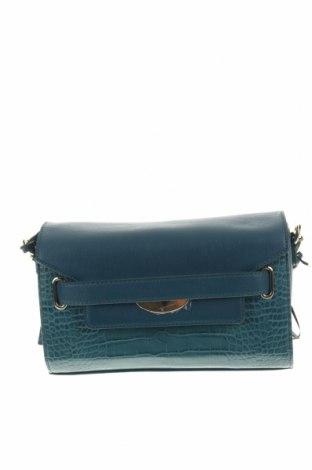 Дамска чанта Paris Hilton, Цвят Син, Еко кожа, Цена 51,75лв.