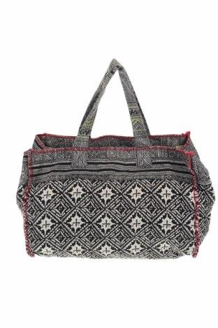 Дамска чанта Reserved, Цвят Многоцветен, Текстил, Цена 37,96лв.