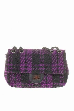 Γυναικεία τσάντα Reserved, Χρώμα Βιολετί, Κλωστοϋφαντουργικά προϊόντα, Τιμή 6,32€