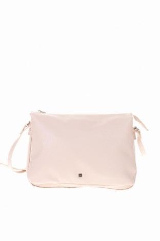 Дамска чанта Reserved, Цвят Розов, Еко кожа, Цена 23,10лв.