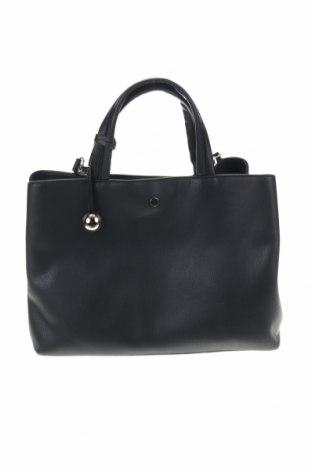 Дамска чанта Reserved, Цвят Черен, Еко кожа, Цена 39,00лв.
